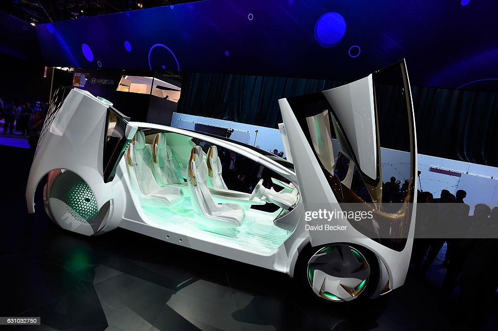 Latest Consumer Technology Products On Display At CES 2017 : News Photo
