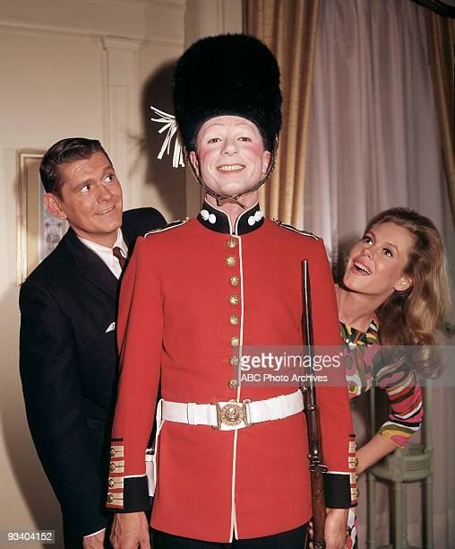 BEWITCHED 'Toys in Babeland' Season Four 9/14/67 Darrin and Samantha were delighted with the toy soldier brought to life by Endora to babysit for...