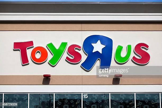 Toys R Us Signage