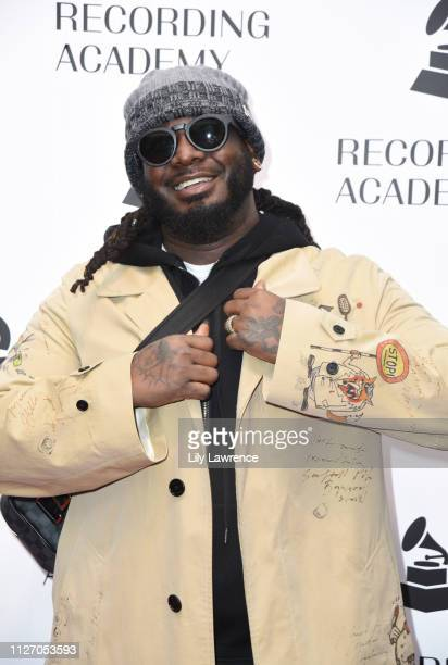 Pain attends LAC's 61st GRAMMY Nominee Celebration on February 02, 2019 in Los Angeles, California.