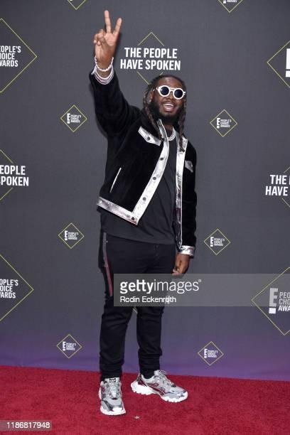 Pain attends the 2019 E! People's Choice Awards at Barker Hangar on November 10, 2019 in Santa Monica, California.