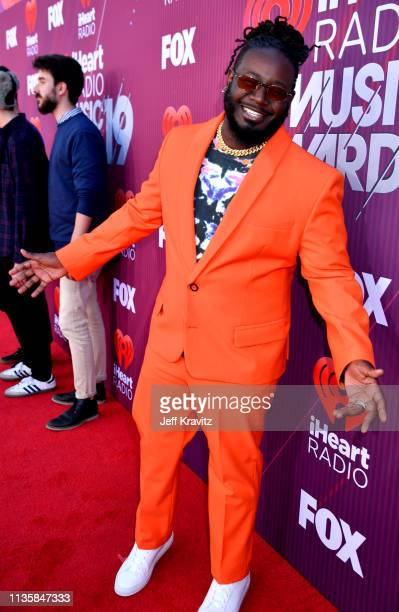 Pain attends the 2019 iHeartRadio Music Awards which broadcasted live on FOX at Microsoft Theater on March 14, 2019 in Los Angeles, California.