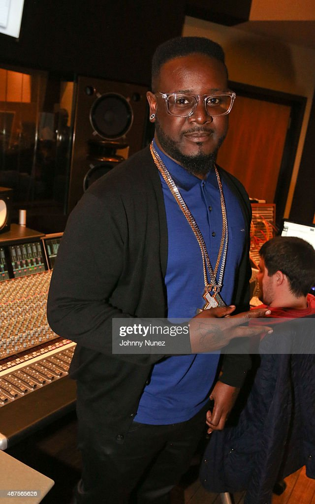 """T-Pain's """"Iron Way"""" Listening Session"""