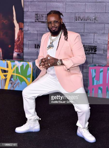 """Pain attends the Premiere of Columbia Pictures' """"Bad Boys for Life"""" at TCL Chinese Theatre on January 14, 2020 in Hollywood, California."""
