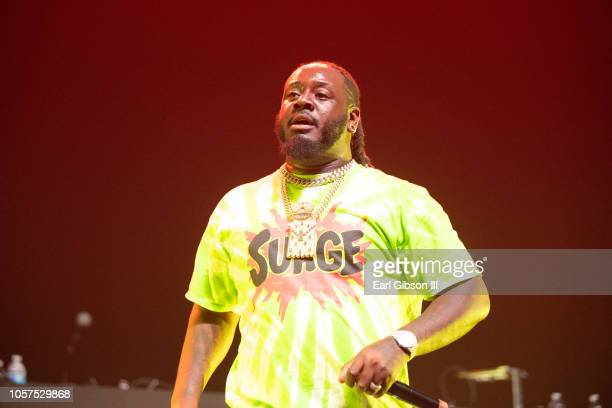 Pain performs at the 2018 ComplexCon at Long Beach Convention Center on November 4 2018 in Long Beach California