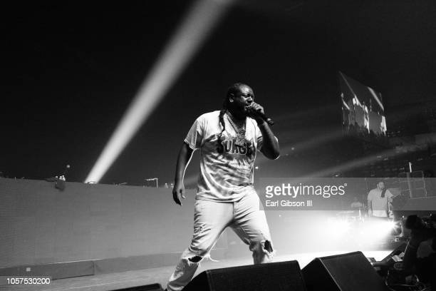 Pain performs at the 2018 ComplexCon at Long Beach Convention Center on November 4, 2018 in Long Beach, California.