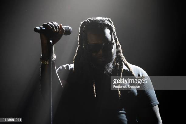 Pain performs at the 2019 Grammy Block Party at War Memorial Auditorium on April 29, 2019 in Nashville, Tennessee.