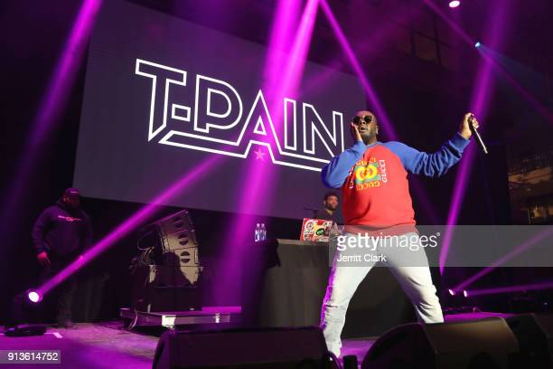 Pain performs onstage at Rolling Stone Live Minneapolis presented by MercedesBenz and TIDAL Produced in partnership with Talent Resources Sports on...