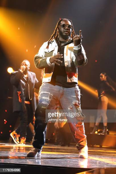 Pain performs onstage at the BET Hip Hop Awards 2019 at Cobb Energy Center on October 05, 2019 in Atlanta, Georgia.