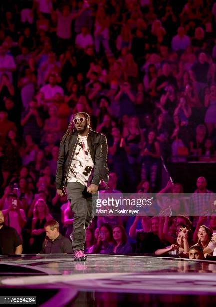 Pain performs onstage during the 2019 iHeartRadio Music Festival at T-Mobile Arena on September 21, 2019 in Las Vegas, Nevada.