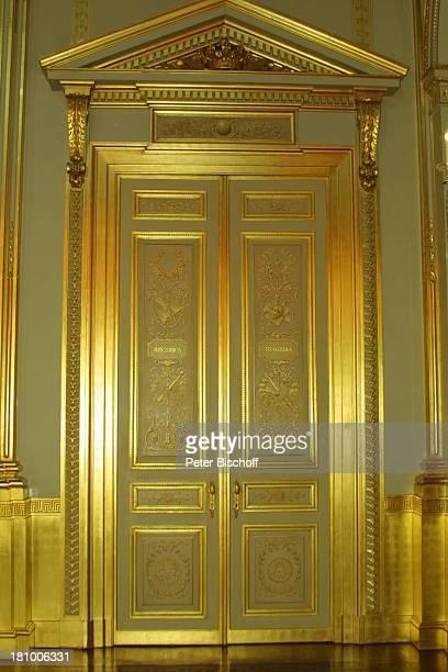 Tür Tor Königspalast Brüssel/Belgien Europa Königshaus Palast Reise