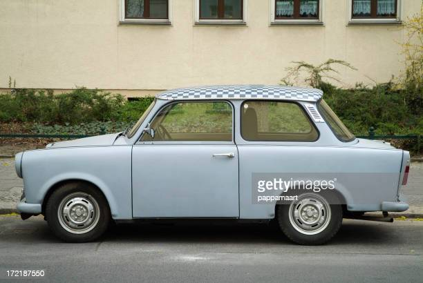 Trabant in former East Berlin