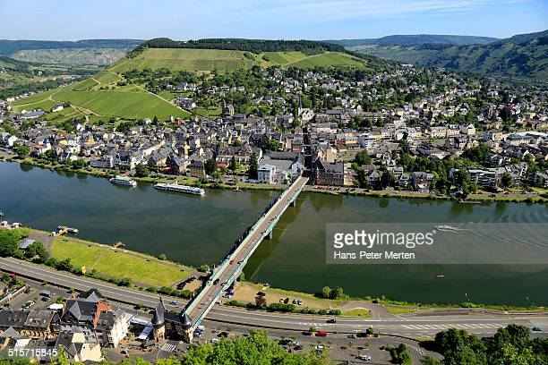 traben-trabach, moselle valley, germany - moselle stock pictures, royalty-free photos & images
