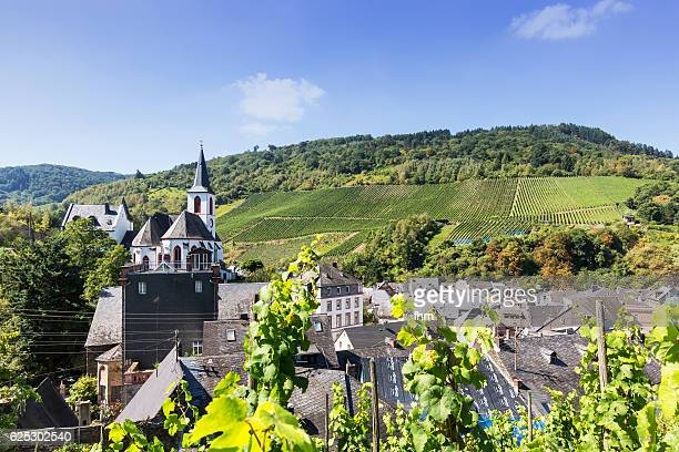 Traben-Trarbach - romantic town in the vineyards (Rhineland-Palatinate, Germany)