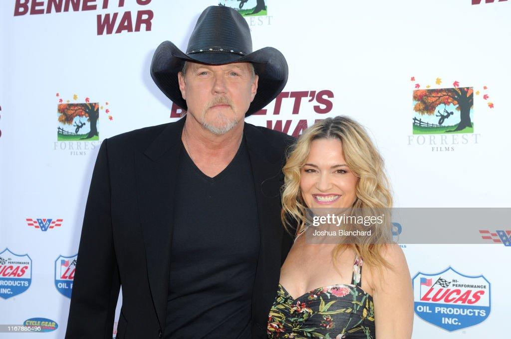 """""""Bennett's War"""" Los Angeles Premiere : News Photo"""