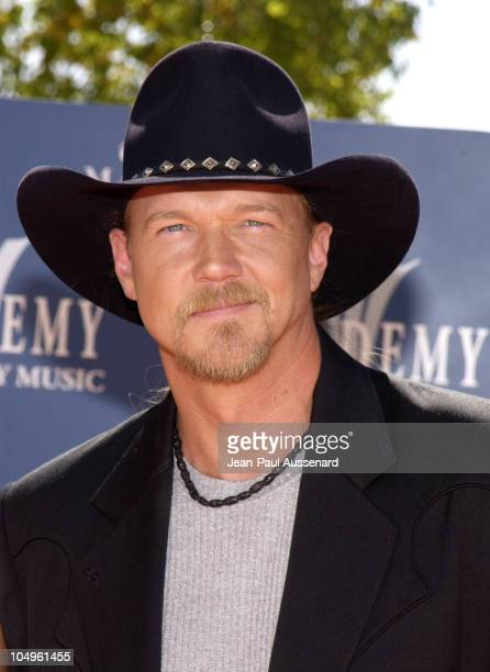 Trace Adkins during 38th Annual Academy of Country Music Awards Arrivals at Mandalay Bay Event Center in Las Vegas Nevada United States