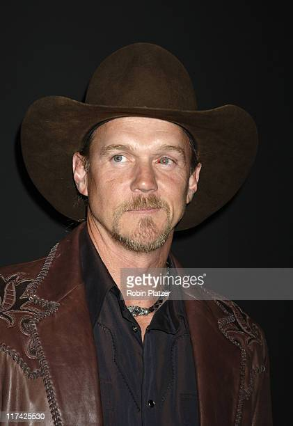 Trace Adkins during Country Takes New York City - Broadway Meets Country - Outside Arrivals at Allen Room, Jazz at Lincoln Center in New York City,...
