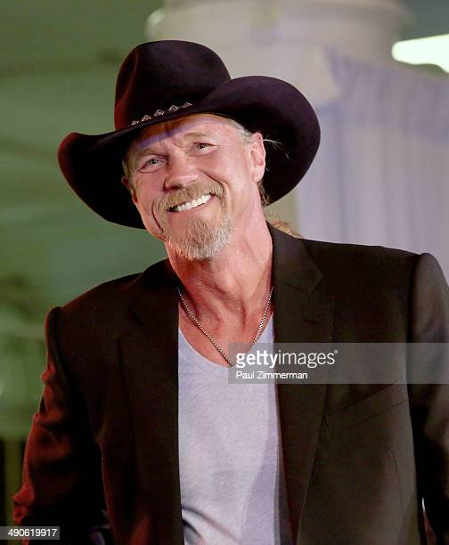 Trace Adkins performs at the Macy's American Icons launch at Macy's Herald Square on May 14 2014 in New York City