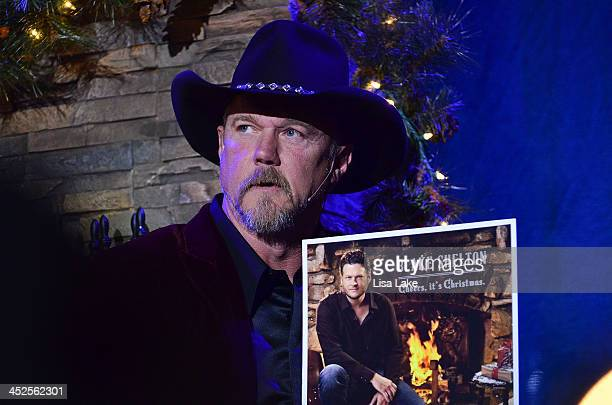 Trace Adkins talks about playing Blake Shelton music during 'The Christmas Show' Tour A night of narration history and soulstirring Celtic at Sands...