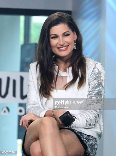 Trace Lysette appeasr to promote Transparent during the BUILD Series at Build Studio on June 23 2017 in New York City