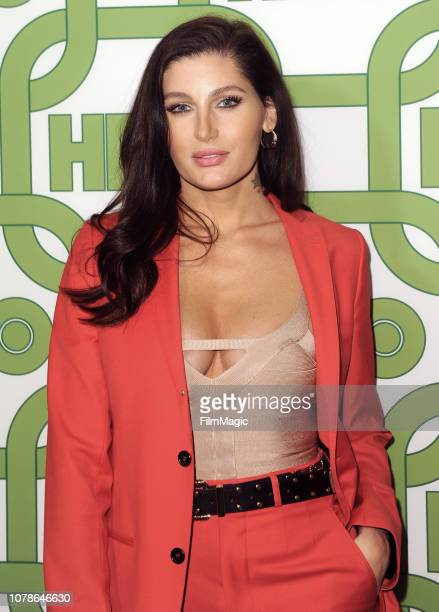 Trace Lysette attends HBO's Official 2019 Golden Globe Awards After Party on January 6 2019 in Los Angeles California