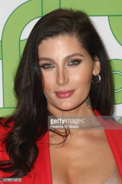 Trace Lysette attends HBO's Official Golden Globe Awards After Party at Circa 55 Restaurant on January 6 2019 in Los Angeles California