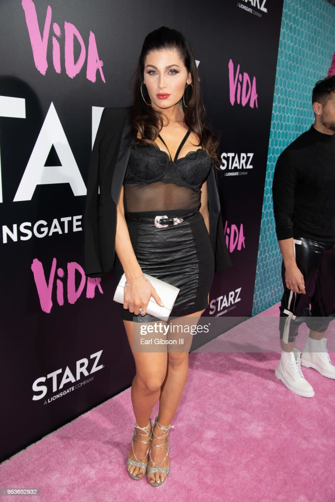 "Starz ""Vida"" Premiere - Red Carpet : News Photo"
