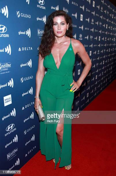 Trace Lysette attends the 30th Annual GLAAD Media Awards Los Angeles at The Beverly Hilton Hotel on March 28 2019 in Beverly Hills California