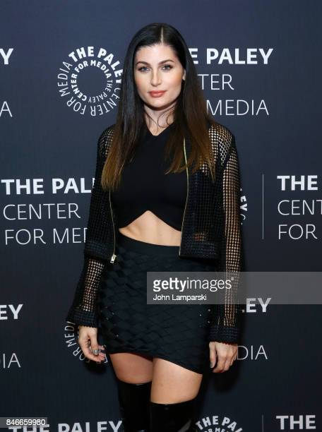 Trace Lysette attends The Paley Center for Media Presents Transparent an evening with The Pfeffermans at The Paley Center for Media on September 13...