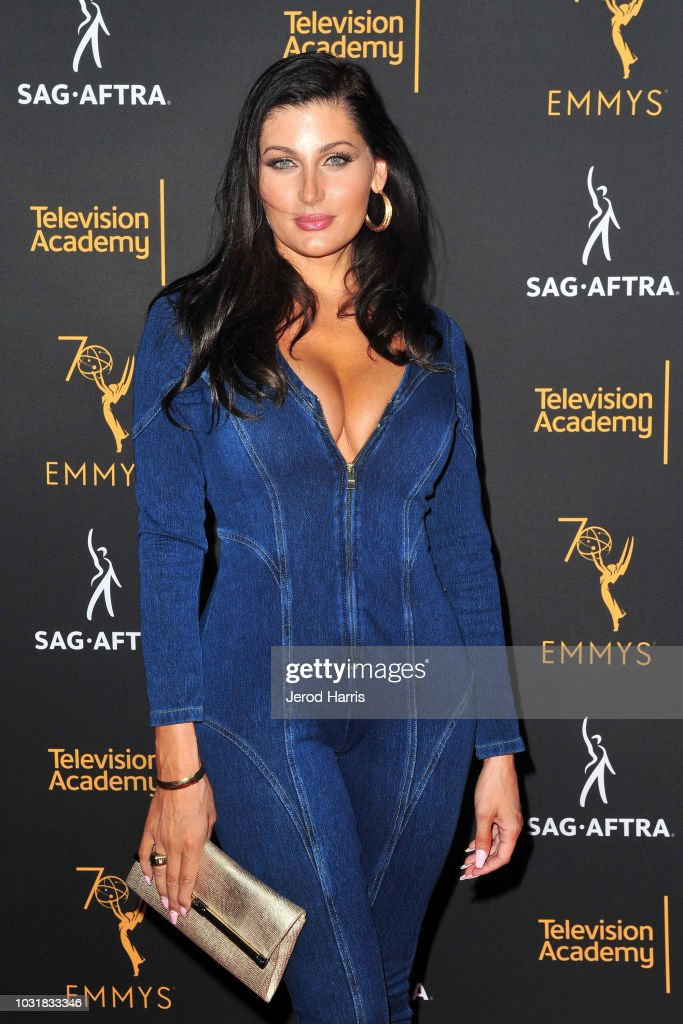 Television Academy And SAG-AFTRA Co-Host Dynamic & Diverse Emmy Celebration : News Photo