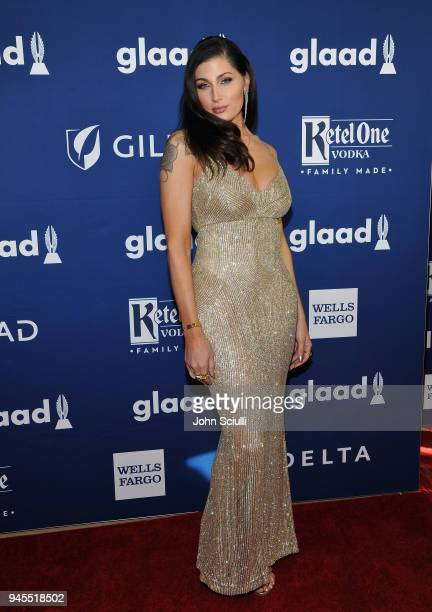 Trace Lysette celebrates achievements in LGBTQ community at the 29th Annual GLAAD Media Awards Los Angeles in partnership with LGBTQ ally Ketel One...