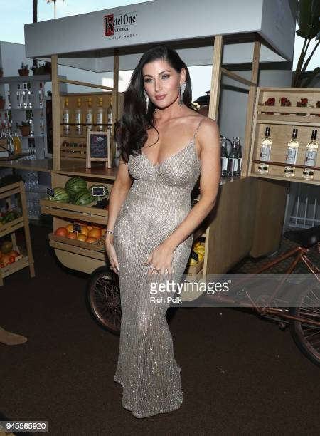 Trace Lysette experiencing the Ketel Market at the 29th Annual GLAAD Media Awards Los Angeles in partnership with LGBTQ ally Ketel One FamilyMade...