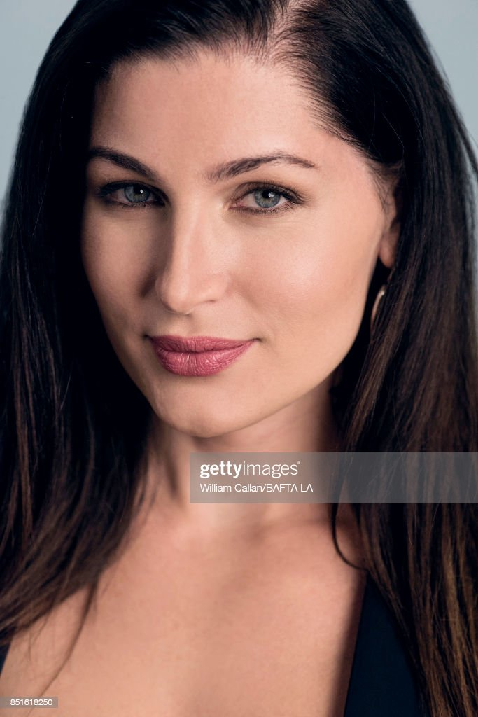 Trace Lysette from 'Transparent' poses for a portrait BBC America BAFTA Los Angeles TV Tea Party 2017 at the The Beverly Hilton Hotel on September 16, 2017 in West Hollywood, California.