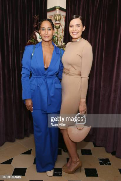 Tracee Ellis Ross attends Harper's BAZAAR and the CDG celebrate Excellence in Television Costume Design with the Emmy Nominated Costume Designers and...