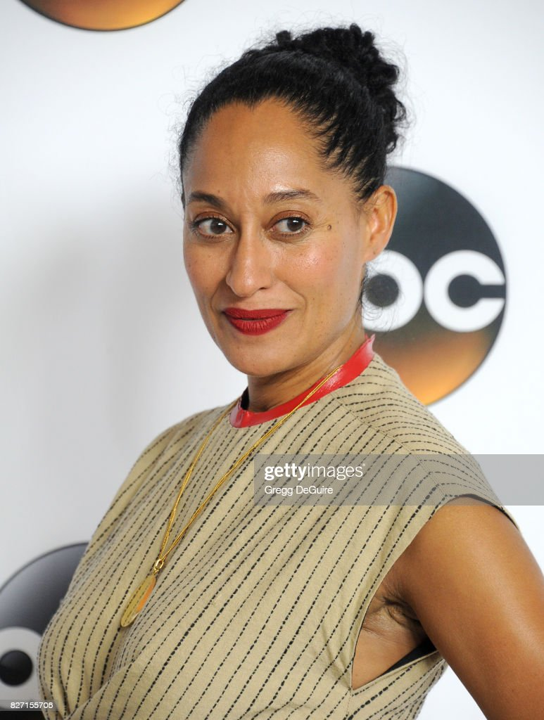 Tracee Ellis Ross arrives at the 2017 Summer TCA Tour - Disney ABC Television Group at The Beverly Hilton Hotel on August 6, 2017 in Beverly Hills, California.