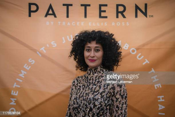 Tracee Ellis Ross at the launch of Tracee Ellis Ross' Pattern Beauty on September 08 2019 in Los Angeles California