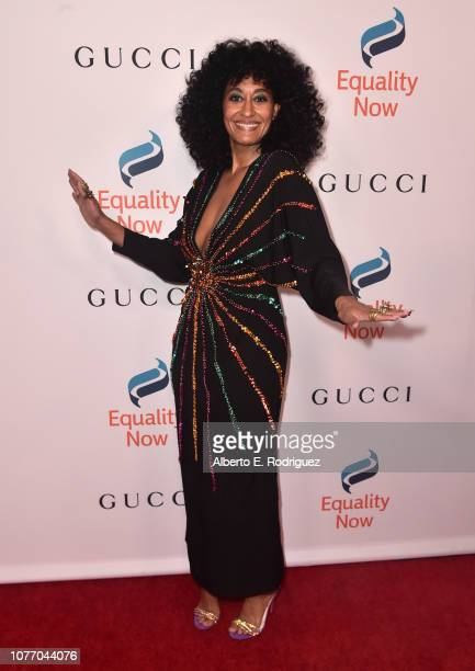 Tracee Ellis Ross attends Equality Now's Annual Make Equality Reality Gala at The Beverly Hilton Hotel on December 03 2018 in Beverly Hills California