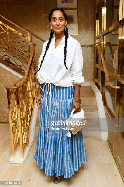Tracee Ellis Ross attends Glamour x Tory Burch Women To Watch Lunch on September 16 2018 in Los Angeles California