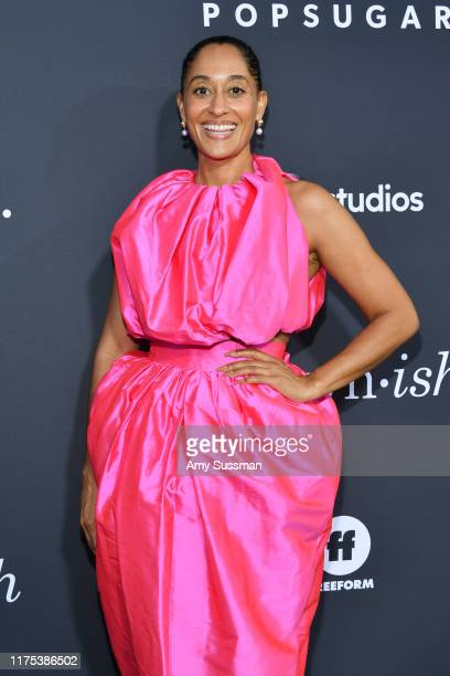 Tracee Ellis Ross attends POPSUGAR X ABC Embrace Your Ish Event at Goya Studios on September 17 2019 in Los Angeles California