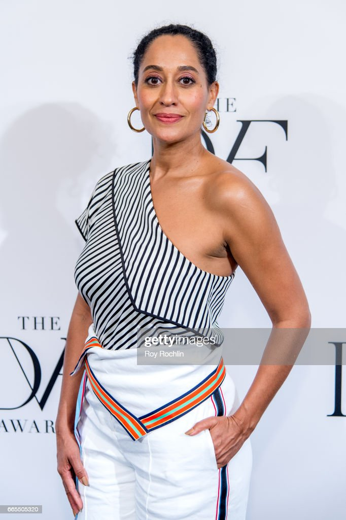 Tracee Ellis Ross attends the 2017 DVF Awards at United Nations on April 6, 2017 in New York City.