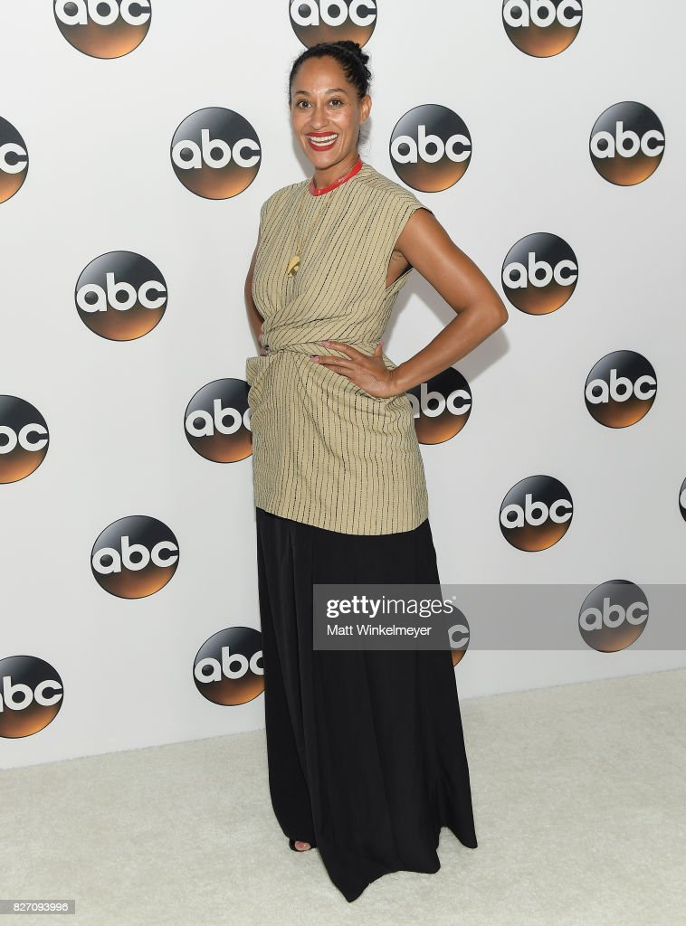 Tracee Ellis Ross attends the 2017 Summer TCA Tour Disney ABC Television Group at The Beverly Hilton Hotel on August 6, 2017 in Beverly Hills, California.