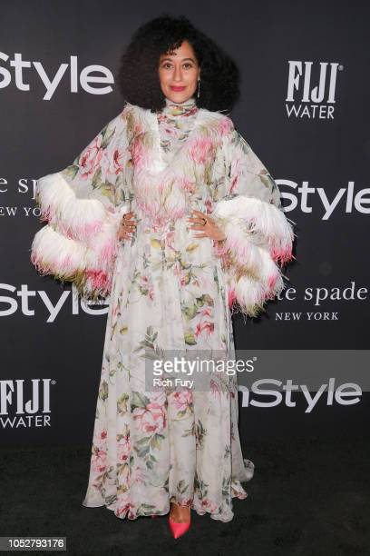 Tracee Ellis Ross attends the 2018 InStyle Awards at The Getty Center on October 22, 2018 in Los Angeles, California.