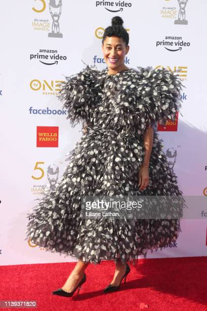 Tracee Ellis Ross attends the 50th NAACP Image Awards at Dolby Theatre on March 30 2019 in Hollywood California