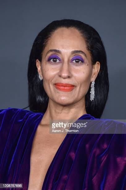 Tracee Ellis Ross attends the 51st NAACP Image Awards at the Pasadena Civic Auditorium on February 22 2020 in Pasadena California
