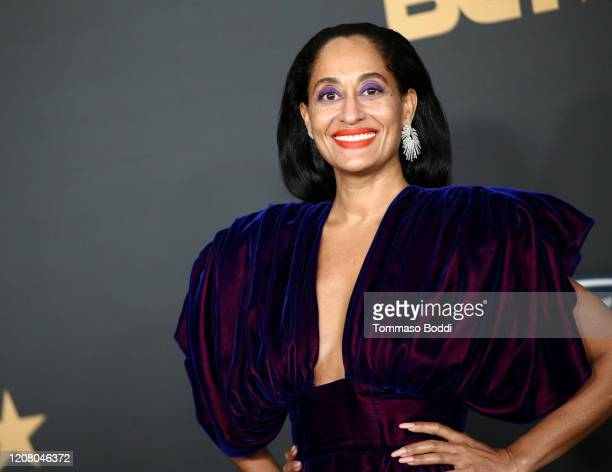 Tracee Ellis Ross attends the 51st NAACP Image Awards Presented by BET at Pasadena Civic Auditorium on February 22 2020 in Pasadena California