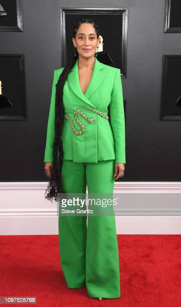 Tracee Ellis Ross attends the 61st Annual GRAMMY Awards at Staples Center on February 10 2019 in Los Angeles California