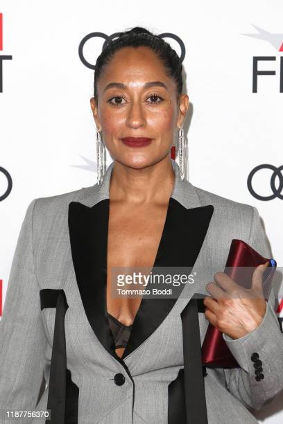 """Tracee Ellis Ross attends the AFI FEST 2019 Presented By Audi premiere of """"Queen & Slim"""" at TCL Chinese Theatre on November 14, 2019 in Hollywood,..."""