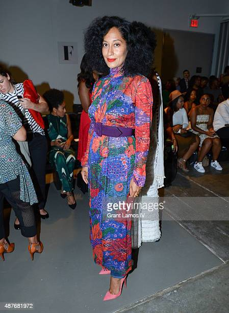 Tracee Ellis Ross attends the Harlem's Fashion Row during Spring 2016 New York Fashion Week on September 10, 2015 in New York City.