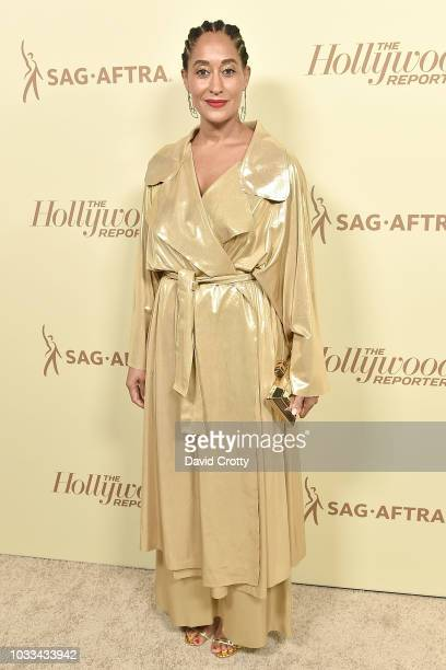 Tracee Ellis Ross attends The Hollywood Reporter And SAGAFTRA Celebrate Emmy Award Contenders At Annual Nominees Night at Avra Beverly Hills...