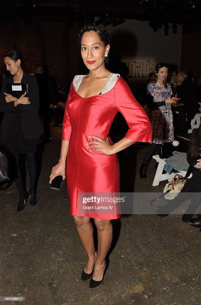 Honor - Front Row - Mercedes-Benz Fashion Week Fall 2015 : News Photo